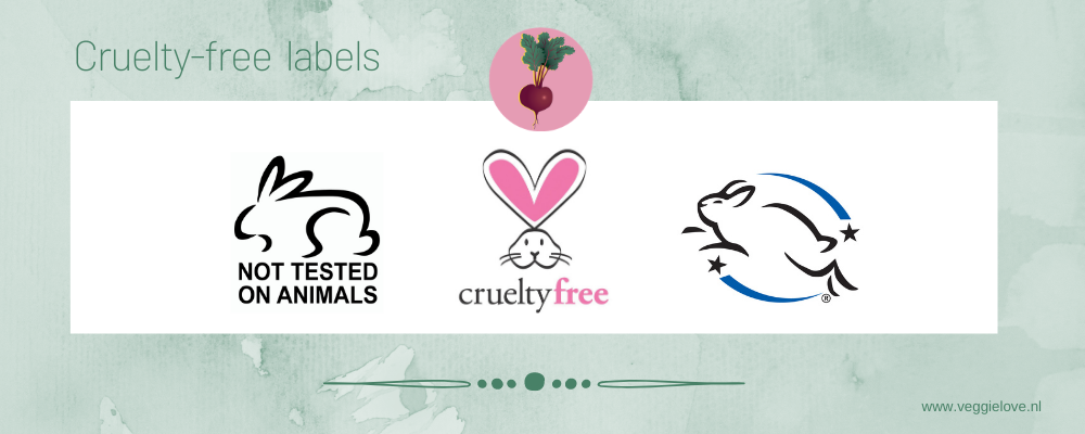 Cruelty-free Beauty labels